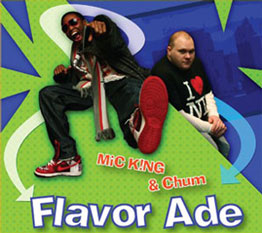 mic k!ng chum cool aide flavor ade album cover