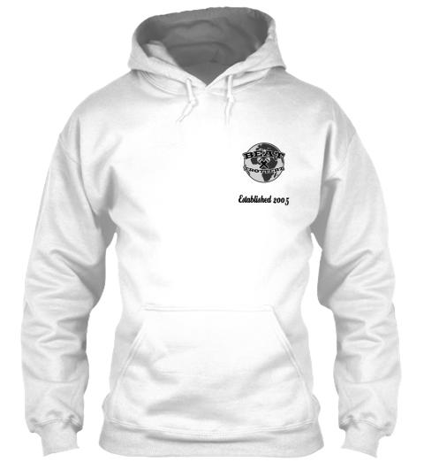 Beat Trotterz Hooded Sweatshirts