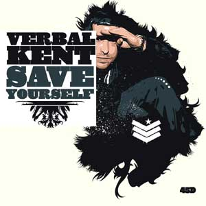 verbal kent : save yourself front cover