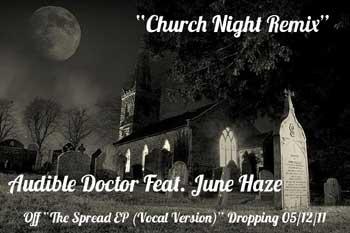 audible doctor featuring june haze church night remix