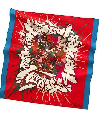 Kongo – Carrés Hermès Hiver 2011-2012   BEAT TROTTERZ © 89ca26d28d4