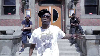 Supa Emcee, Nick Speed and Guilty Simpson - DILLATROIT video