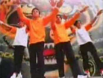 The Rock Steady Crew - Hey You