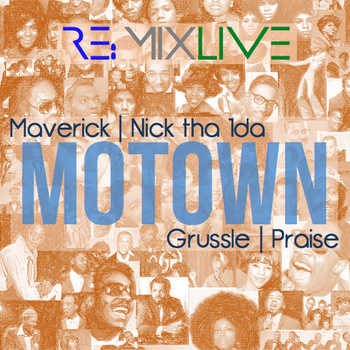 Re​:​Mix Live - Motown Edition EP