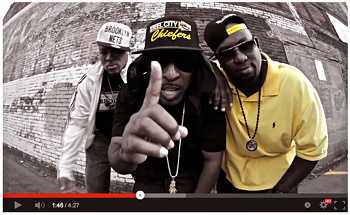 Alterbeats feat. Shabaam Sahdeeq, Skeezo and Mic Handz - Grustle video