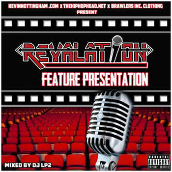 Revalation - Feature Presentation (mixed by Lp2)