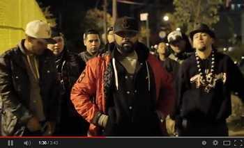 L.I.F.E.Long, C-Rayz Walz, John Robinson and Jasiri X - Stimuli (I m Ready) video