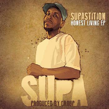 Supastition - Honest Living EP