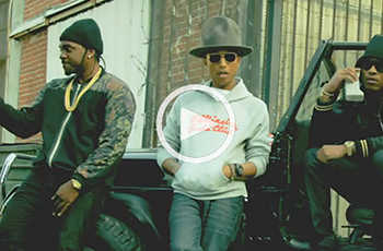 Future feat. Pharrell Williams and Pusha T - Move That Dope video