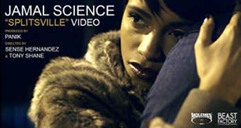 Jamal Science feat Jasmine Luevano - Splitsville video