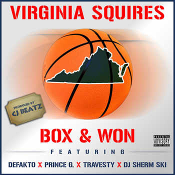 Box and Won - Virginia Squires