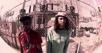Kev Brown and Hassaan Mackey - Dope / Hassaan Be Rappin video