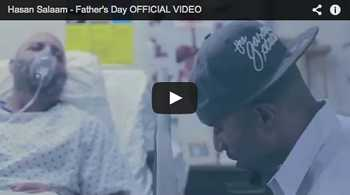 Hasan Salaam - Father s Day video