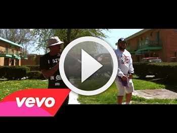 Hodgie feat. Rashad and Lantana - Middle of the Map video