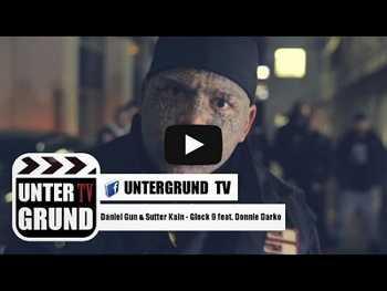 Daniel Gun and Sutter Kain feat. Donnie Darko - Glock 9 video