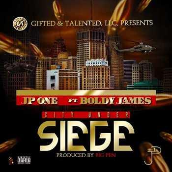 JP One feat. Boldy James - City Under Siege