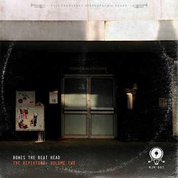 Bones The Beat Head - The Repertory - Volume Two