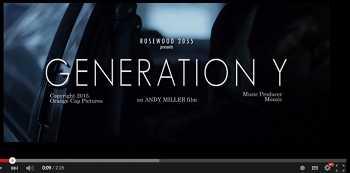 Rosewood 2055 - Generation Y video