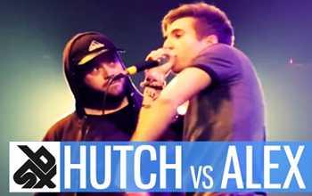 Hutch vs Alexinho - French Beatbox Championship 2015, Semi Final