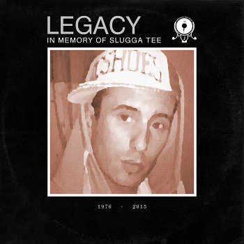 Marvin Topliss - Legacy In Memory of Slugga Tee