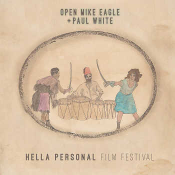 Open Mike Eagle and Paul White - Check To Check