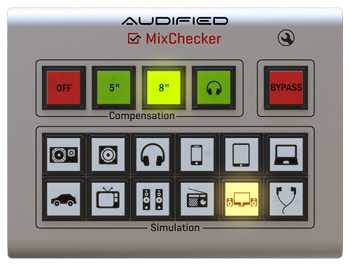 Audified MixChecker