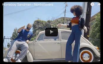 Homeboy Sandman - Nonbelievers video