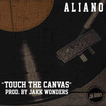 Aliano - Touch The Canvas