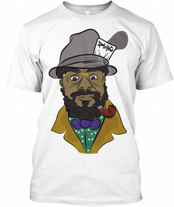 Sean Price Rap Professor T-Shirt