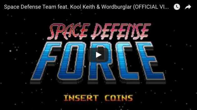 Mega Ran feat. Kool Keith and Wordburglar - RNDM video