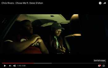 Chris Rivers feat. Derez D shon - Chose Me video