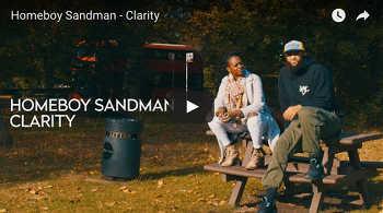 Homeboy Sandman - Clarity video