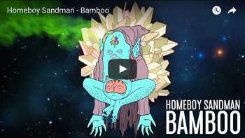 Homeboy Sandman - Bamboo video