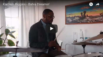 Karriem Riggins - Bahia Dreamin video