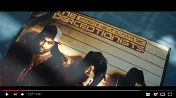 Mr. Lif Akrobatik (The Perceptionists) Official Mini-Documentary