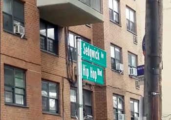 1520 Sedgwick Avenue is HIP HOP BLVD