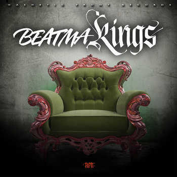 Hashetic Front Records - BeatmaKINGS CD1