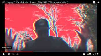 J57 feat. Katiah Matt Stamm of MAK3RS - Legacy video