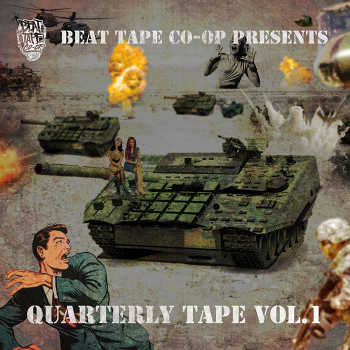Beat Tape Co-Op - Quarterly Tape Vol.1