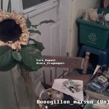 Caro Dupont x KenLo Craqnuques - Booogillon Maison (Un)