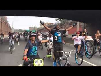 Dblocks Ride Out 2016 NEW YORK CITY