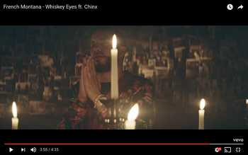 French Montana feat. Chinx - Whiskey Eyes video