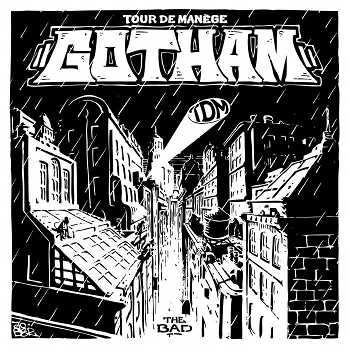 Tour De Manège: Gotham - The Bad