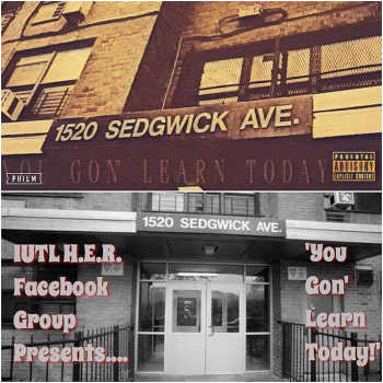 IUTL H.E.R. Facebook - You Gon Learn Today Mixtape