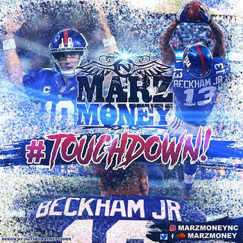 Marz Money - Touch Down