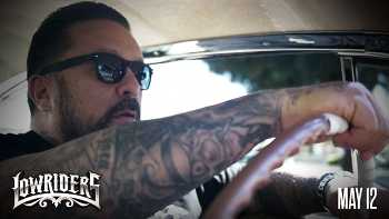 Lowriders - Profile Video #1 (Mr. Cartoon Estevan Oriol)