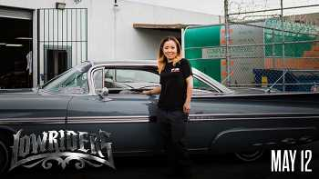 Lowriders - Profile Video #4 Kay From The Door
