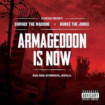Conway The Machine x Burke The Jurke – Armageddon Is Now video