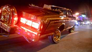Hollywood Cruise Night 7/23/17