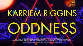 Karriem Riggins - Oddness video